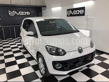 Foto venta Auto usado Volkswagen up! 3P 1.0 high up! (2015) color Blanco precio $365.000