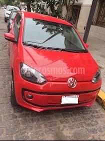 Foto venta Auto Usado Volkswagen up! 3P 1.0 high up! (2015) color Rojo Flash precio $308.900