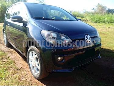 Foto venta Auto usado Volkswagen up! 3P 1.0 high up! (2015) color Azul precio $328.000