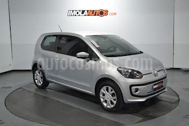 Foto venta Auto usado Volkswagen up! 3P 1.0 high up! (2014) color Plata precio $320.000