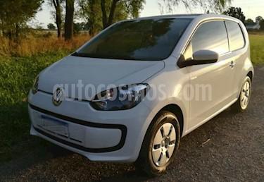 foto Volkswagen up! 3P 1.0 move up! 2016/17 usado (2016) color Blanco precio $355.000