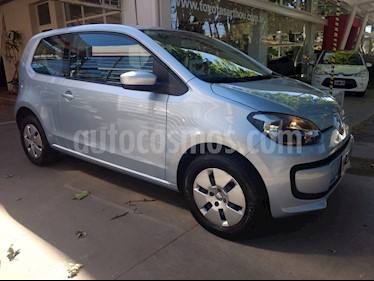 Foto venta Auto Usado Volkswagen up! 3P 1.0 move up! (2014) color Azul Cristal