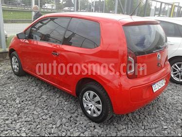 Foto venta Auto usado Volkswagen up! 3P 1.0 take up! (2015) color Rojo precio $129.990