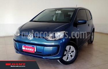 Foto venta Auto usado Volkswagen up! 3P take up! (2017) color Azul precio $390.000