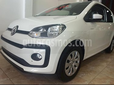 Volkswagen up! 3P take up! usado (2019) color Blanco precio $503.333