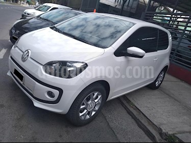 Volkswagen up! 3P take up! usado (2016) color Blanco precio $480.000
