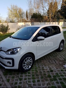 Foto Volkswagen up! 5P 1.0 hig up! I-Motion usado (2018) color Blanco precio $540.000