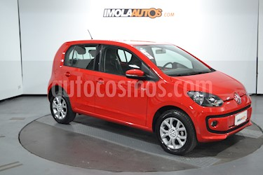 Foto venta Auto usado Volkswagen up! 5P 1.0 high up! (2016) color Rojo Flash precio $385.000