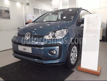 Foto venta Auto usado Volkswagen up! 5P 1.0 high up! (2019) color Gris Platina precio $580.000