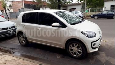 Foto venta Auto usado Volkswagen up! 5P 1.0 high up! (2015) color Blanco Cristal precio $348.000