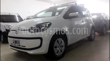 Foto venta Auto usado Volkswagen up! 5P 1.0 move up! (2015) color Blanco Cristal precio $292.000