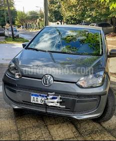 Foto venta Auto usado Volkswagen up! 5P 1.0 move up! (2016) color Gris precio $350.000