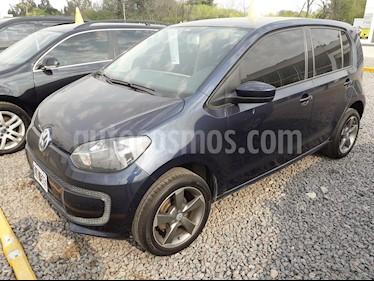 Foto venta Auto usado Volkswagen up! 5P 1.0 move up! (2014) color Azul Noche precio $614.000