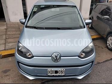 Foto venta Auto usado Volkswagen up! 5P 1.0 move up! (2014) color Celeste precio $350.000