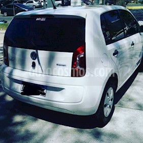 Foto venta Auto usado Volkswagen up! 5P 1.0 take up! (2017) color Blanco Cristal precio $370.000