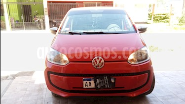 Foto venta Auto usado Volkswagen up! 5P 1.0 take up! (2016) color Rojo Flash precio $330.000