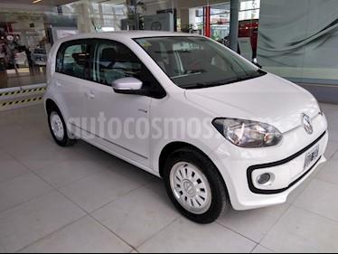 Foto venta Auto Usado Volkswagen up! 5P 1.0 white up! (2015) color Blanco precio $315.000