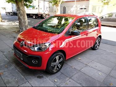 Foto venta Auto usado Volkswagen up! 5P 1.0T Pepper up! (2018) color Rojo Flash precio $510.000