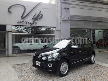 Foto venta Auto usado Volkswagen up! 5P Cross up! (2014) color Negro precio $360.000
