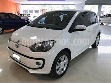 foto Volkswagen up! 5P high up! usado (2014) color Blanco precio $399.000
