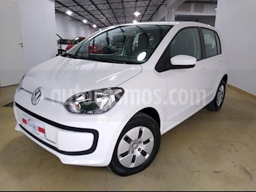 Foto Volkswagen up! 5P take up! usado (2014) color Blanco precio $11.111.111