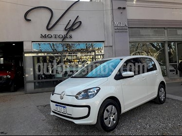 foto Volkswagen up! 5P take up! usado (2017) color Blanco precio $470.000
