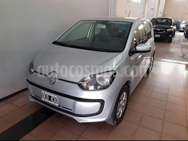 Foto Volkswagen up! 5P take up! usado (2014) color Gris Claro precio $370.000