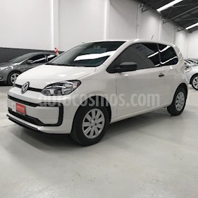 Foto Volkswagen up! 5P take up! usado (2018) color Blanco precio $445.595