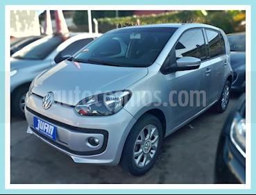 Foto venta Auto usado Volkswagen up! 5P take up! (2015) color Gris Claro precio $355.000