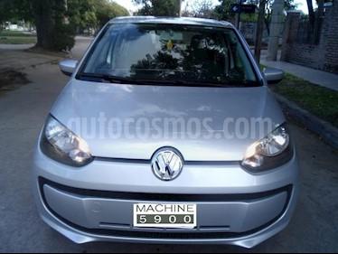 Foto venta Auto usado Volkswagen up! 5P take up! (2015) color Gris Claro precio $325.000