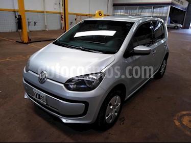 Volkswagen up! - usado (2014) color Gris precio $430.000