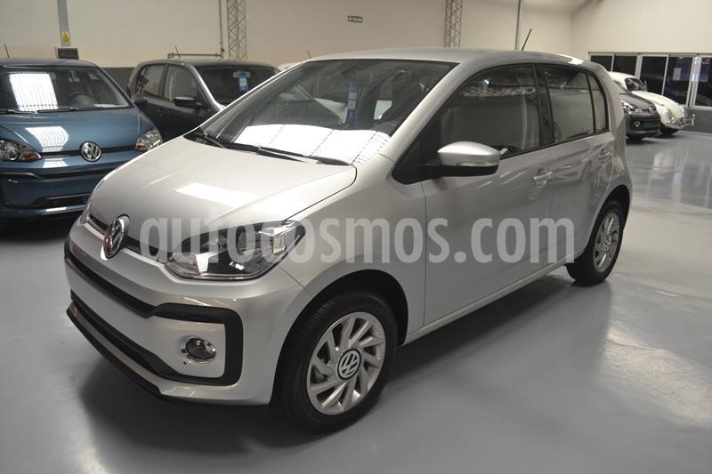 Volkswagen up! 5P 1.0 hig up! nuevo color Blanco Cristal precio $1.101.000