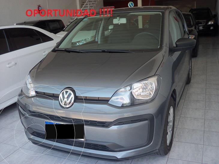 Foto Volkswagen up! Take up! 5P usado (2019) color Gris precio $998.900