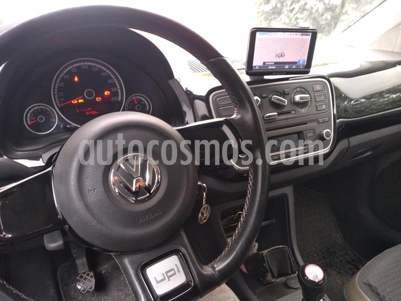 Volkswagen up! 5P 1.0 Cross up! usado (2016) color Gris Platino precio $810.000