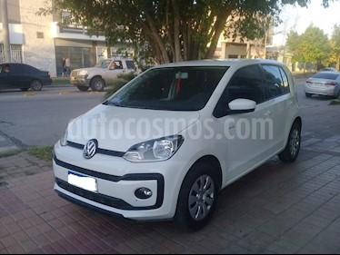 Volkswagen up! 5P 1.0 move up! usado (2018) color Blanco precio $590.000