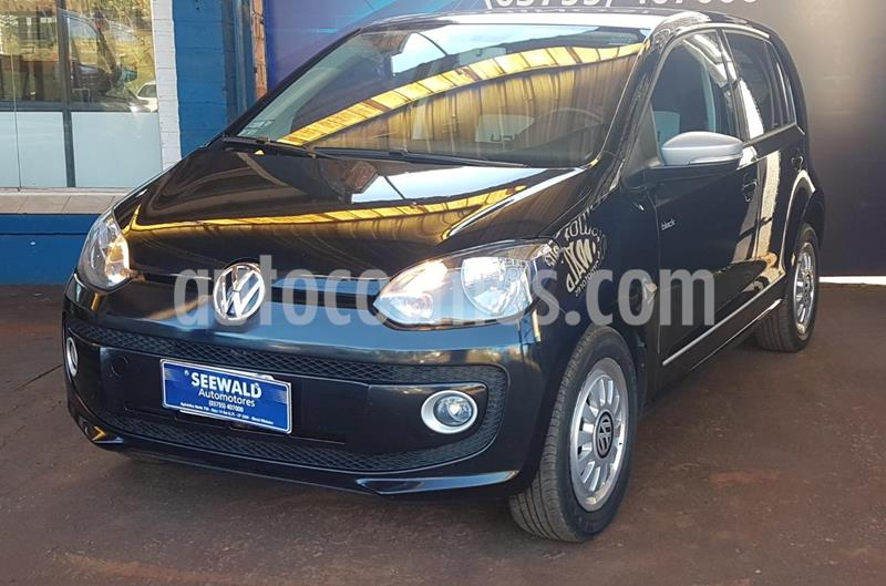 Volkswagen up! Black up! 5P usado (2015) color Negro precio $610.000