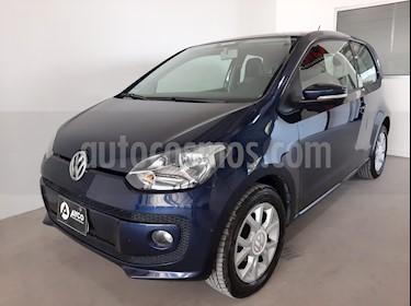 Volkswagen up! 3P 1.0 high up! usado (2015) color Azul Noche