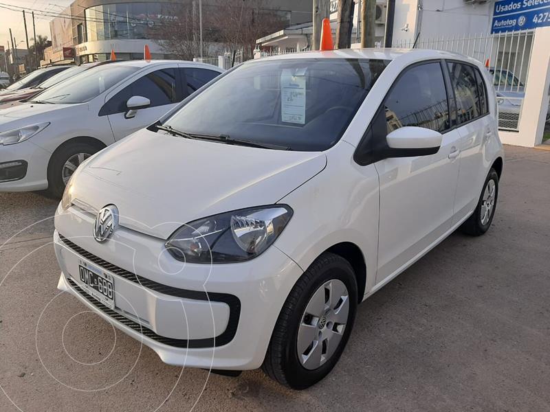 Foto Volkswagen up! 5P 1.0 move up! usado (2015) color Blanco Cristal precio $1.030.000