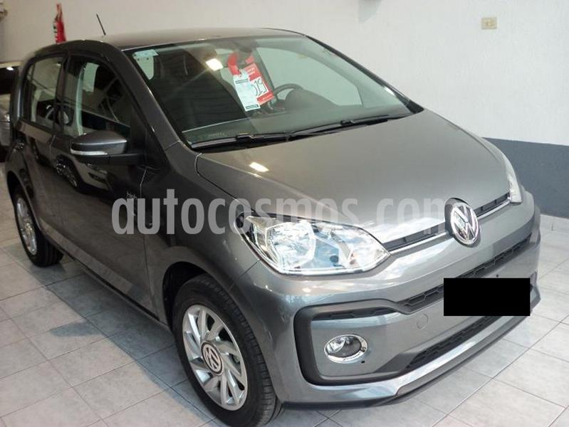 Volkswagen up! 5P 1.0 high up! MT5 (75cv) usado (2019) color Gris precio $1.090.000