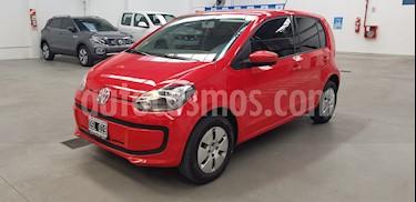 foto Volkswagen up! 5P 1.0 move up! usado (2015) color Rojo Flash precio $490.000