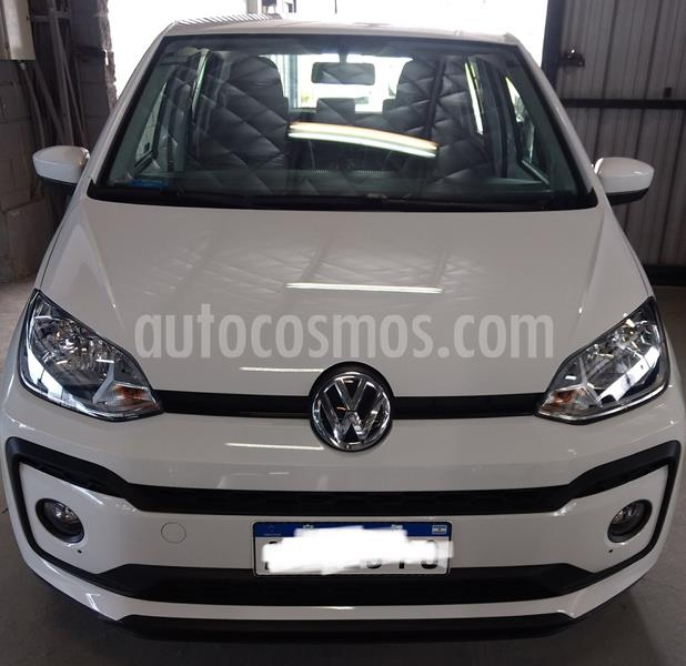 Volkswagen up! 5P 1.0 move up! I-Motion usado (2017) color Blanco precio $850.000