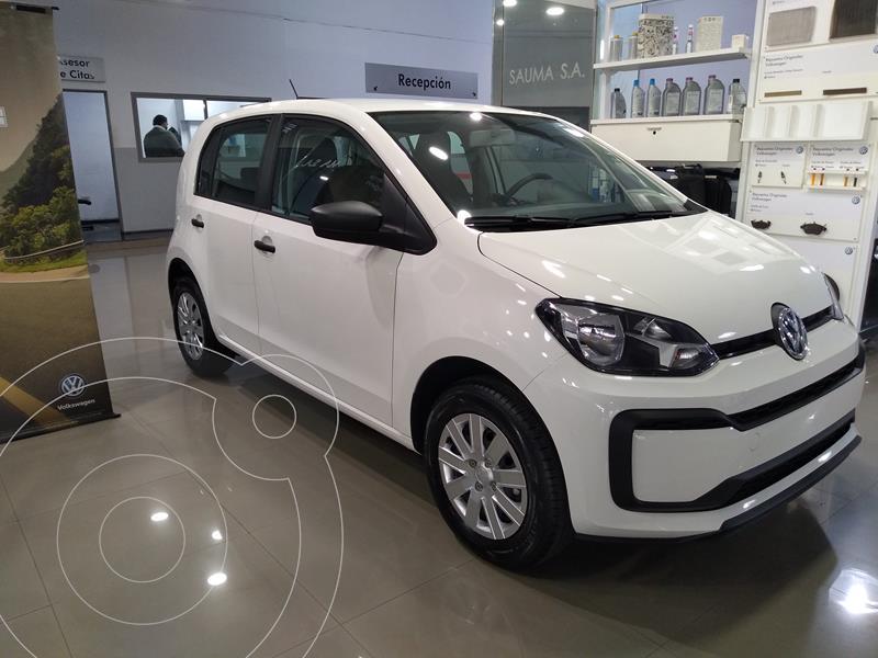 Foto Volkswagen up! 5P 1.0 take up! nuevo color Blanco precio $1.425.000