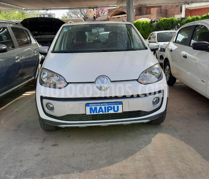Volkswagen up! 5P 1.0 Cross up! usado (2016) color Blanco precio $850.000