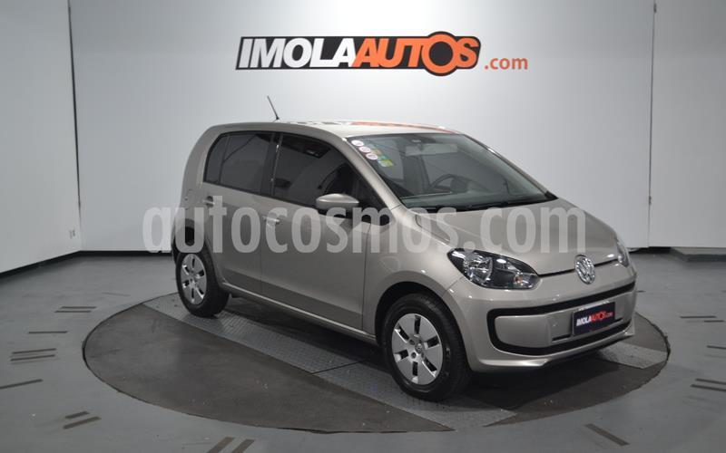 Volkswagen up! 5P 1.0 move up! usado (2015) color Plata Egipto precio $850.000