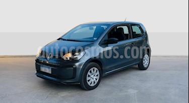 Volkswagen up! 3P take up! usado (2018) color Gris Oscuro precio $580.000