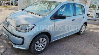 foto Volkswagen up! 5P take up! usado (2015) color Azul Celeste precio $390.000
