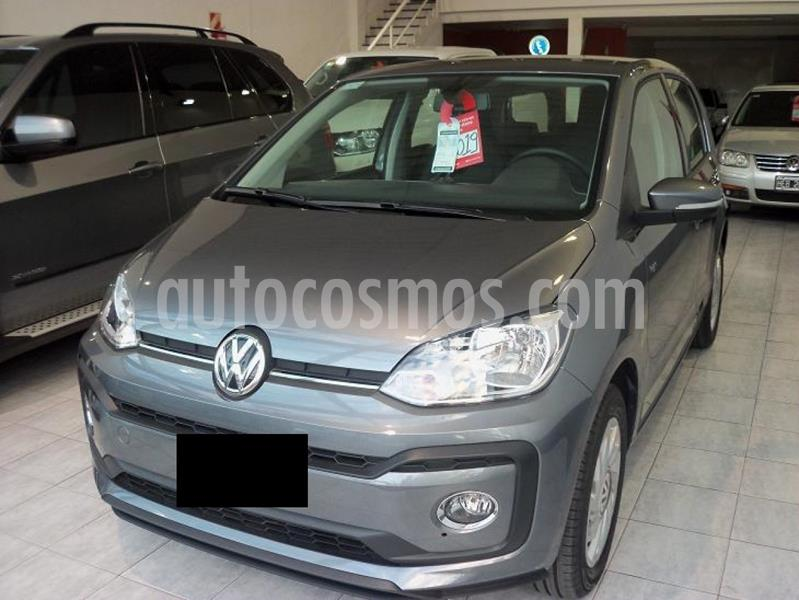 Volkswagen up! High up! 5P usado (2019) color Gris precio $899.900