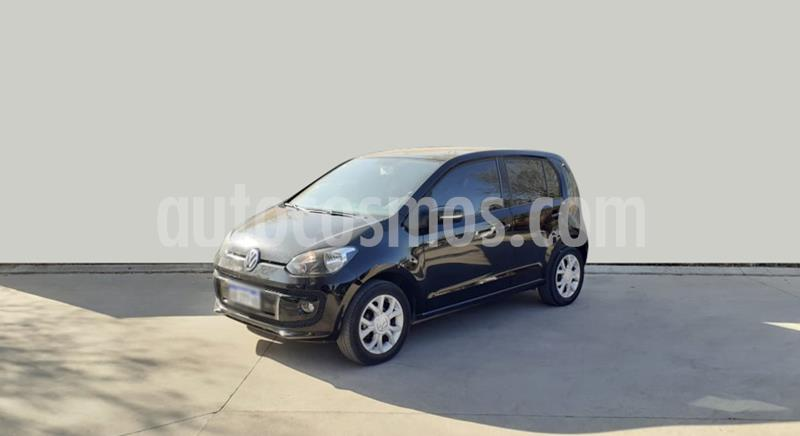 Volkswagen up! 5P high up! usado (2017) color Negro precio $790.000