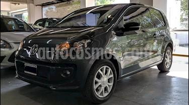 Volkswagen up! 3P take up! usado (2015) color Gris Oscuro precio $450.000