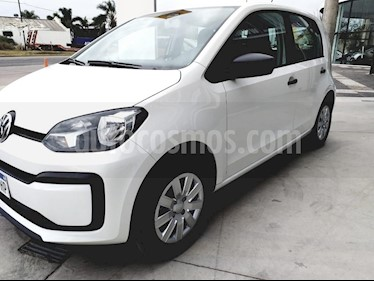 Volkswagen up! 5P take up! usado (2020) color Blanco precio $790.000